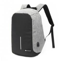 """Backpack ANTIRROBO  17""""..."""