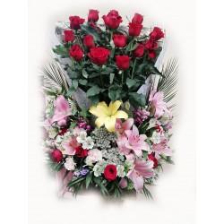 Arreglo floral para mamá