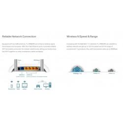 Router Inalámbrico TP-LINK TL-WR840N Blanco TL-WR840N/V2/V4/V5 deta