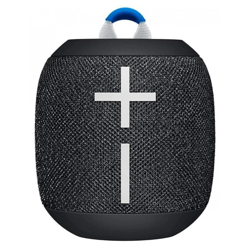 Bocina Bluetooth Logitech UE WonderBoom 2 Black 984-001554