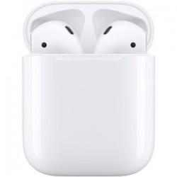 Audifonos Apple MV7N2BE/A  AirPods con estuche de carga